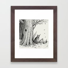 'Autumn'  Framed Art Print