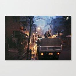 Asia 30 Canvas Print