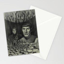 Broken Planet Stationery Cards