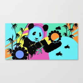 Hyper Panda! Canvas Print