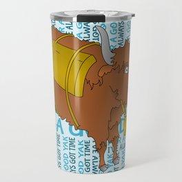 Time for a YAK Travel Mug