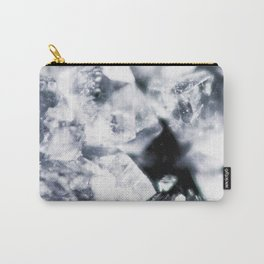 Geode Crystals Carry-All Pouch