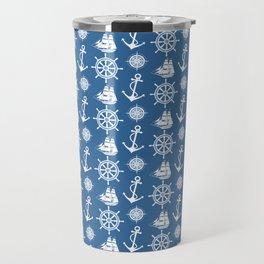 Sailor's Dream Anchors Aweigh Travel Mug