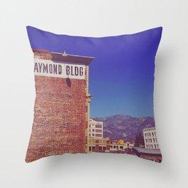 Raymond Throw Pillow