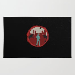 Law's Last Stand Rug