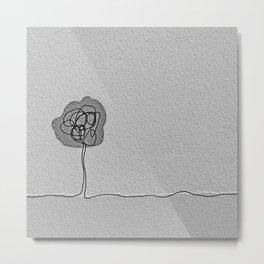 Abre / Tree Metal Print