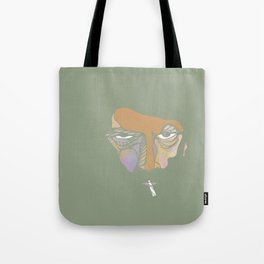 What the fuck are you talking about? Tote Bag