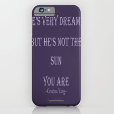 You are  iPhone 6s Slim Case