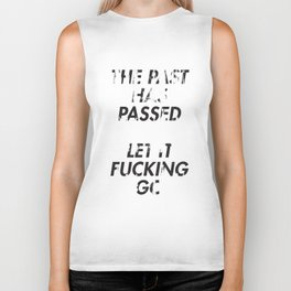 THIS TOO SHALL PASS Biker Tank