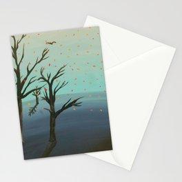 Melting Autumn Stationery Cards