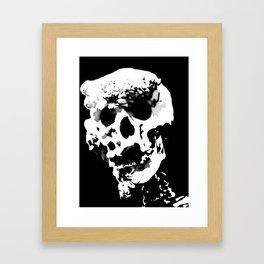 Joseph Merrick (Elephant Man) Framed Art Print
