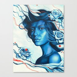 Porcelain Canvas Print