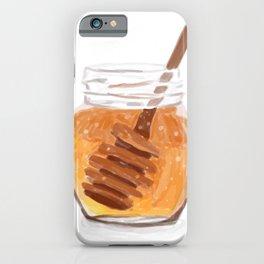 Honey Pot Painting iPhone Case