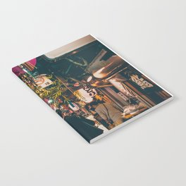 "PHOTOGRAPHY ""Typical Japan Street"" Notebook"