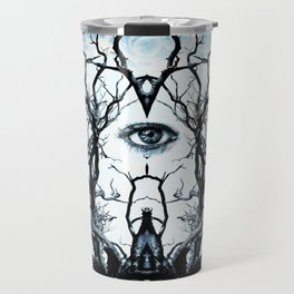 Tree of Life Archetype Religious Symmetry Travel Mug