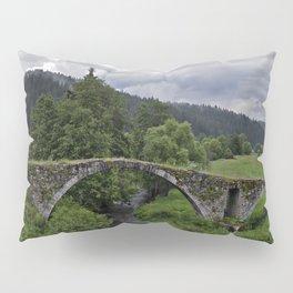 Mossy Bridge Pillow Sham