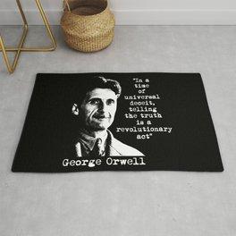 George Orwell Rug