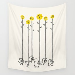 Seeds of hope Wall Tapestry