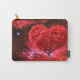 Cosmic love tree Carry-All Pouch