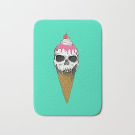 I Scream, You Scream, We all Scream Bath Mat