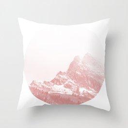 Mountain 02 Throw Pillow
