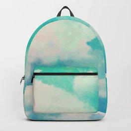 Cloud pattern Backpack