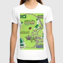 I Love Football! Sports, Football, Game Day T-shirt