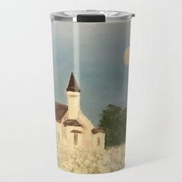 Rural church Travel Mug