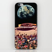 concert iPhone & iPod Skins featuring Concert by Martin Carri