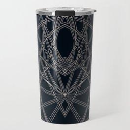 Arachne's Mandala Travel Mug