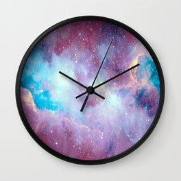 Quartz Galaxy Wall Clock