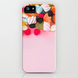 BUNCH OF CANDY III iPhone Case
