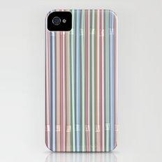 Straws iPhone (4, 4s) Slim Case