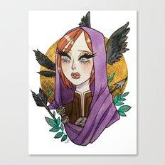 Leliana Canvas Print
