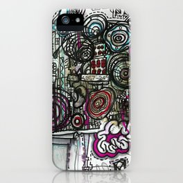 Noktys 01 iPhone Case