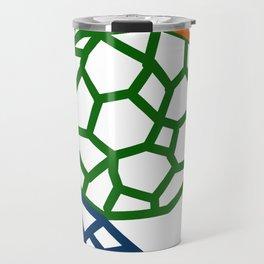 Biomorphic Travel Mug