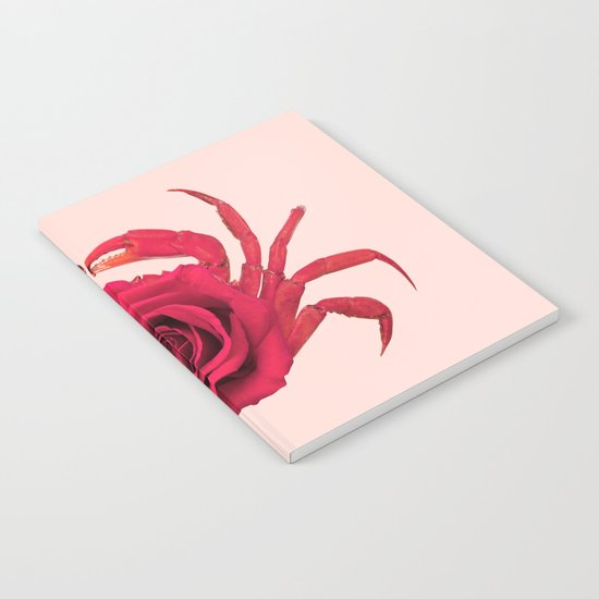 ROSE CRAB Notebook