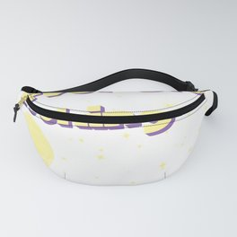 Never stop looking up Fanny Pack