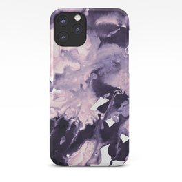 inkblot marble 9 iPhone Case