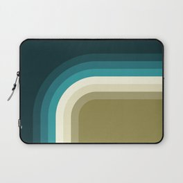 Graphic 876 // Cool & Drab Bend Laptop Sleeve