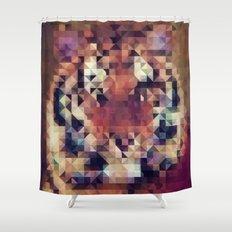 Tigris Shower Curtain