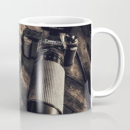 Cameras Of The Past Coffee Mug