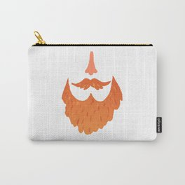 Ginger Beard Carry-All Pouch