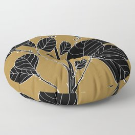 Wild Prune - Pouteria Sericea Floor Pillow