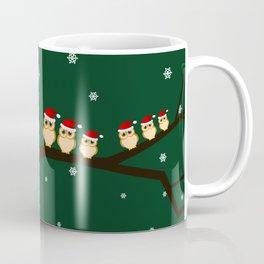 christmas owls Coffee Mug
