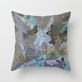 cloisters Throw Pillow