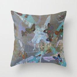 cloisters Throw Pillow