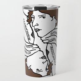 Bob Dylan Travel Mug