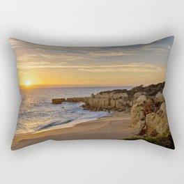 Algarve sunset, Portugal Rectangular Pillow