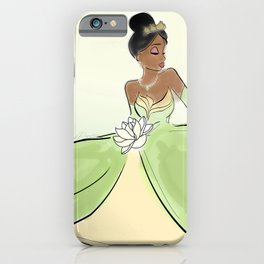 Princess Tiana. iPhone Case